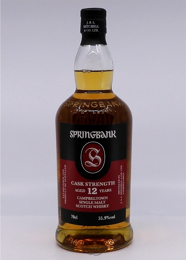 Springbank 12 Years Cask Strength