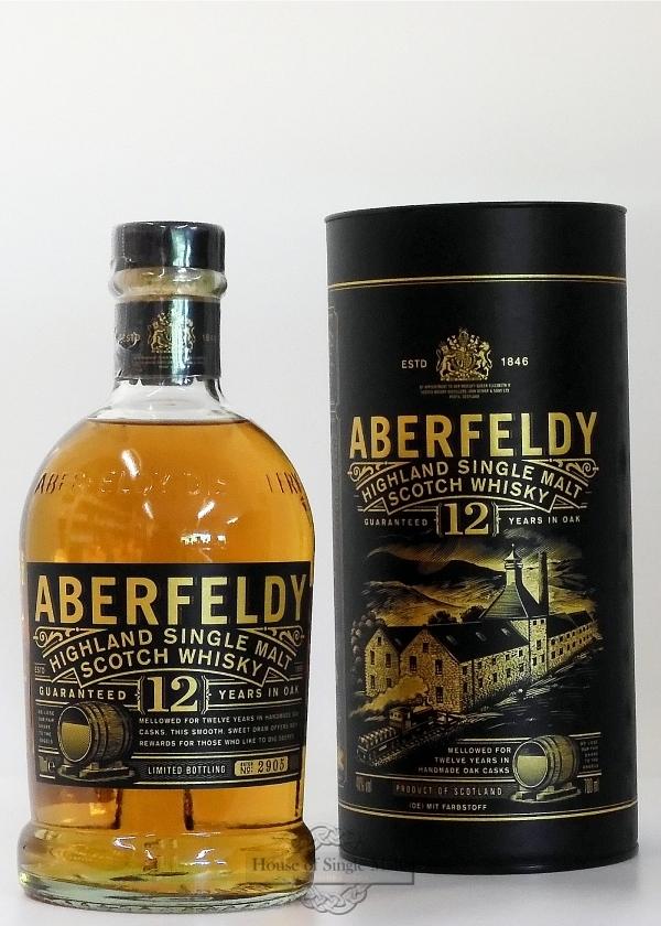 Aberfeldy 12 Years