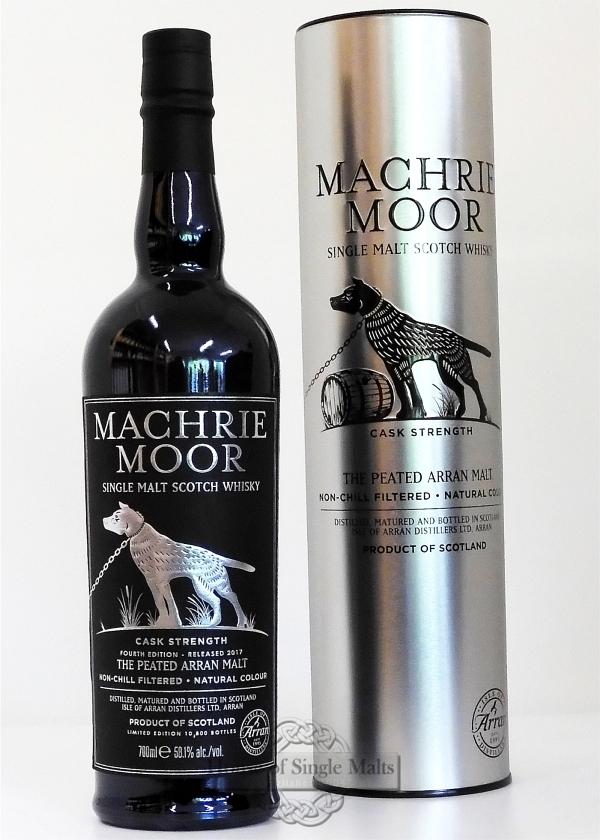 Arran Machrie Moor Cask Strength (Edit..