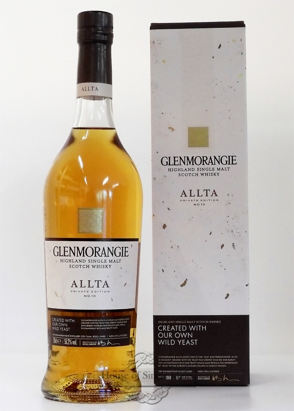 Glenmorangie Allta (10. Private Editio..