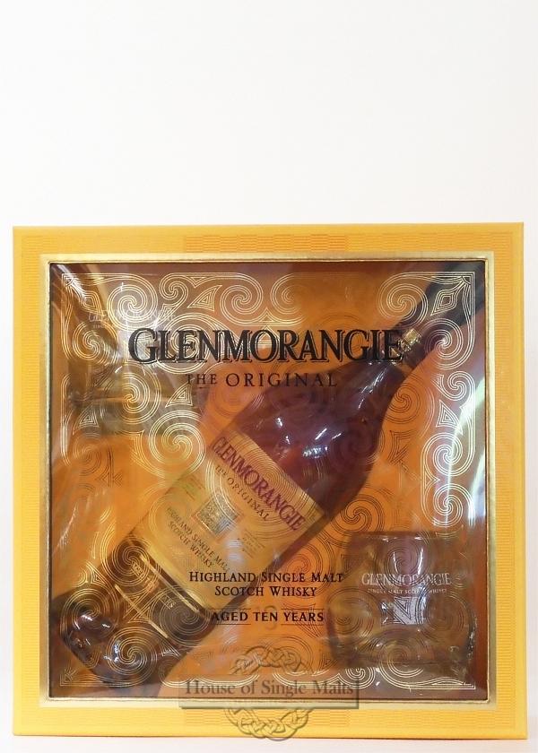 Glenmorangie 10 Years (GP mit 2 Gläsern)