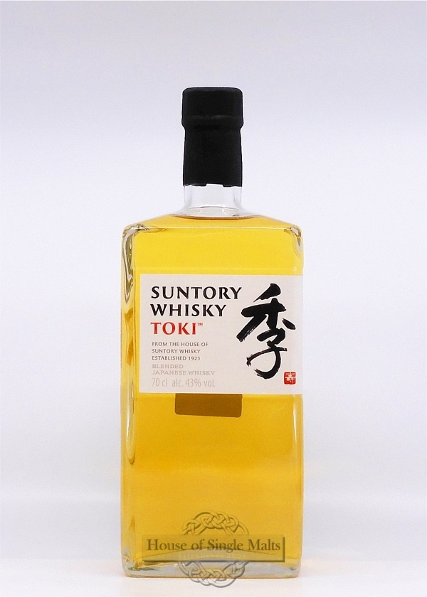 Toki (Suntory) Blended Japanese Whisky