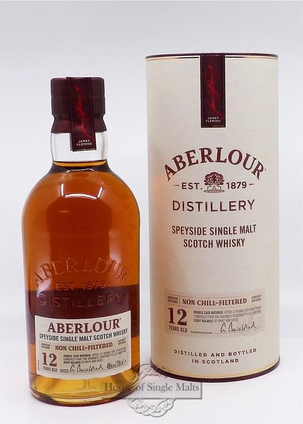 Aberlour 12 Years (Neue Ausführung mit..