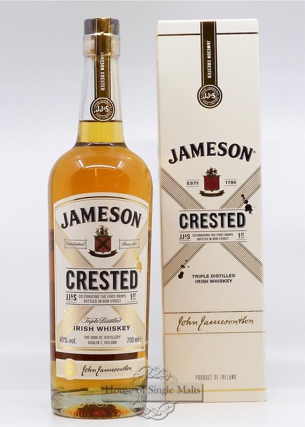 Jameson Crested Ten