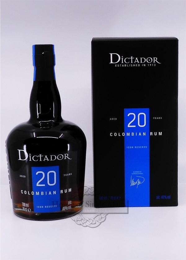 Dictador 20 Years Solera