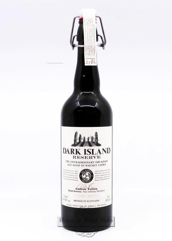 Orkney Brewery - Dark Island Reserve