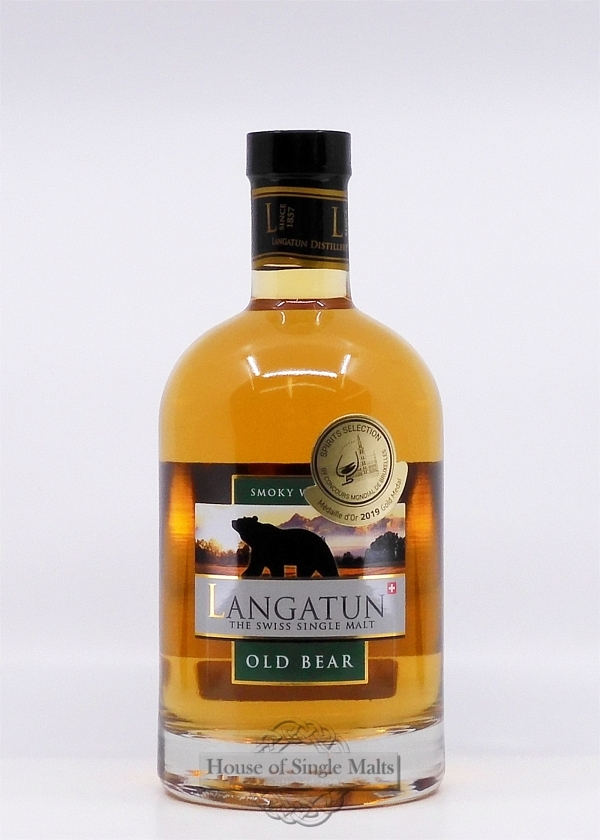 Langatun Old Bear (0.7 Lt.)