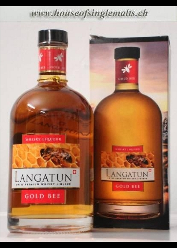Langatun Gold Bee Whisky-Liqueur