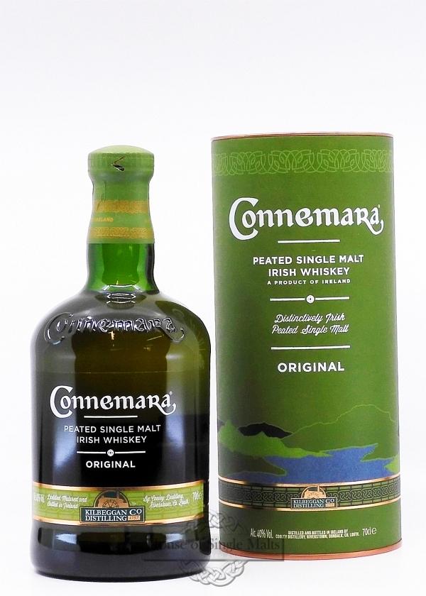 Connemara n.a. (Peated Irish Whiskey)