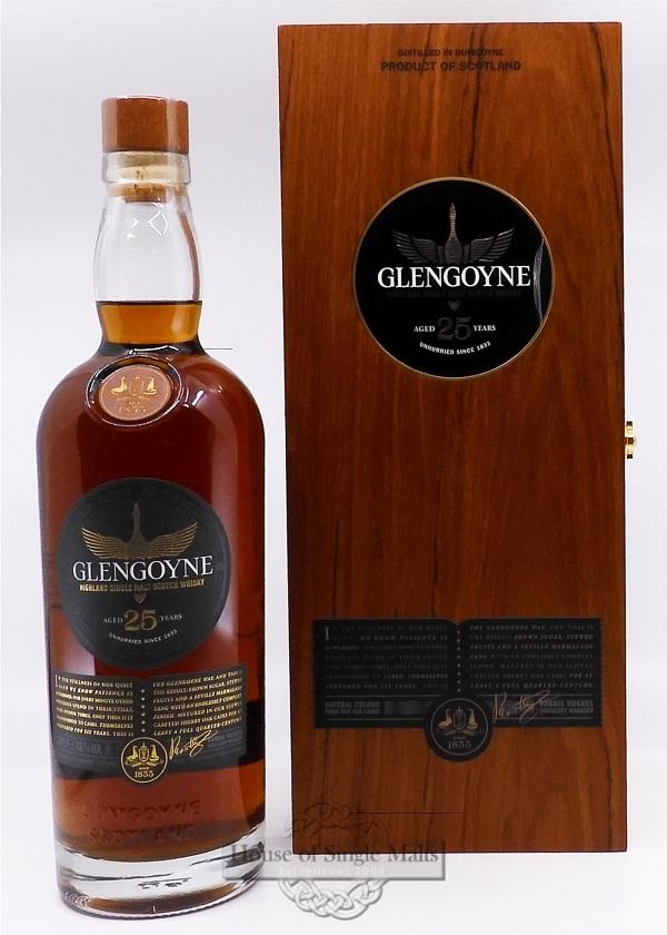 Glengoyne 25 Years