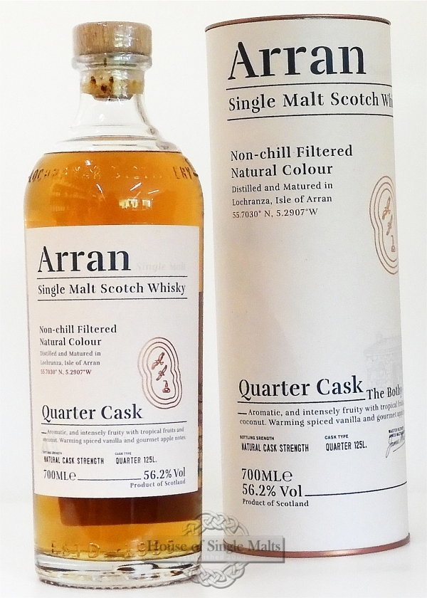 Arran 10 Years (GP mit 2 Gläsern)