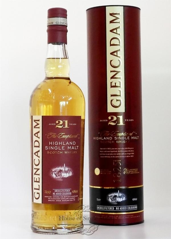 Glencadam 21 Years