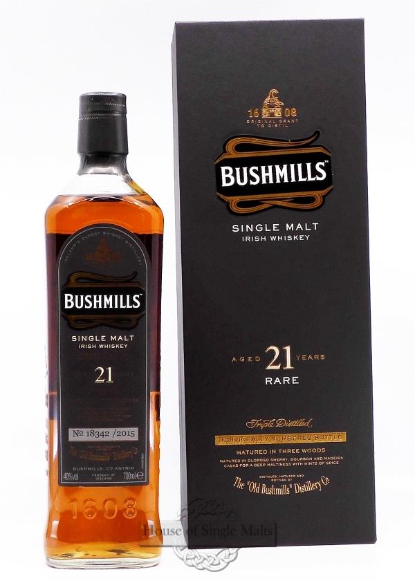 Bushmills 21 Years