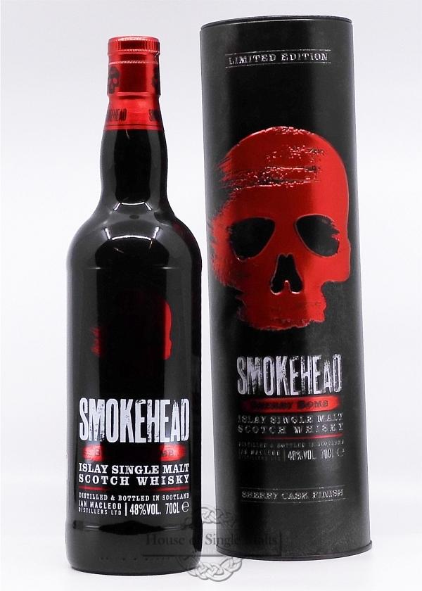 "Smokehead ""The Rock Edition"""