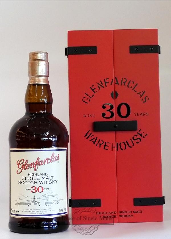 Glenfarclas 30 Years