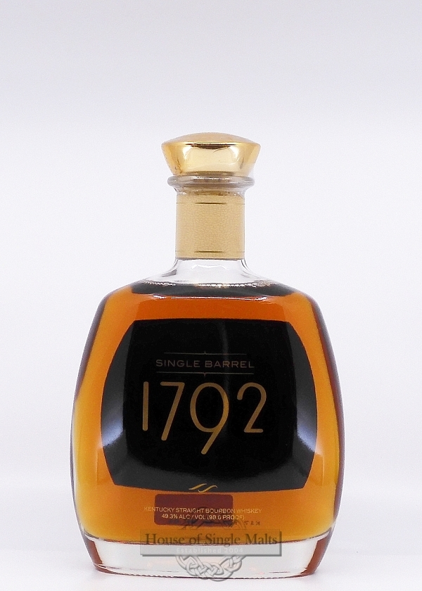 Ridgemont Reserve 1792 - Single Barrel
