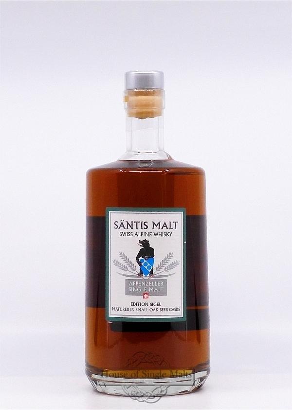 Säntis Malt Grün (Edition Sigel)