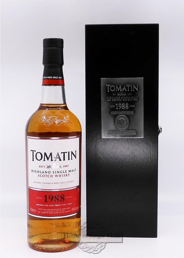 Tomatin 1988 - Batch 2