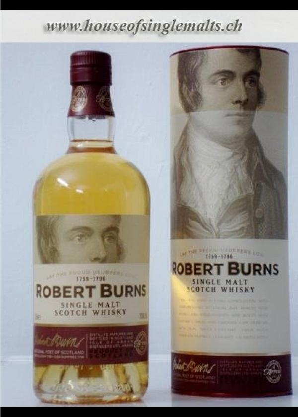 Robert Burns Single Malt (Arran)