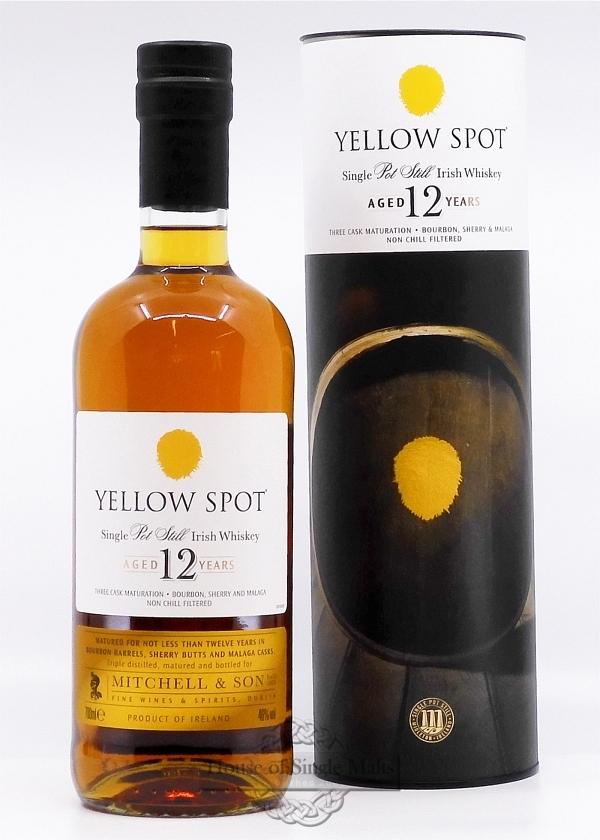 Yellow Spot 12 Years