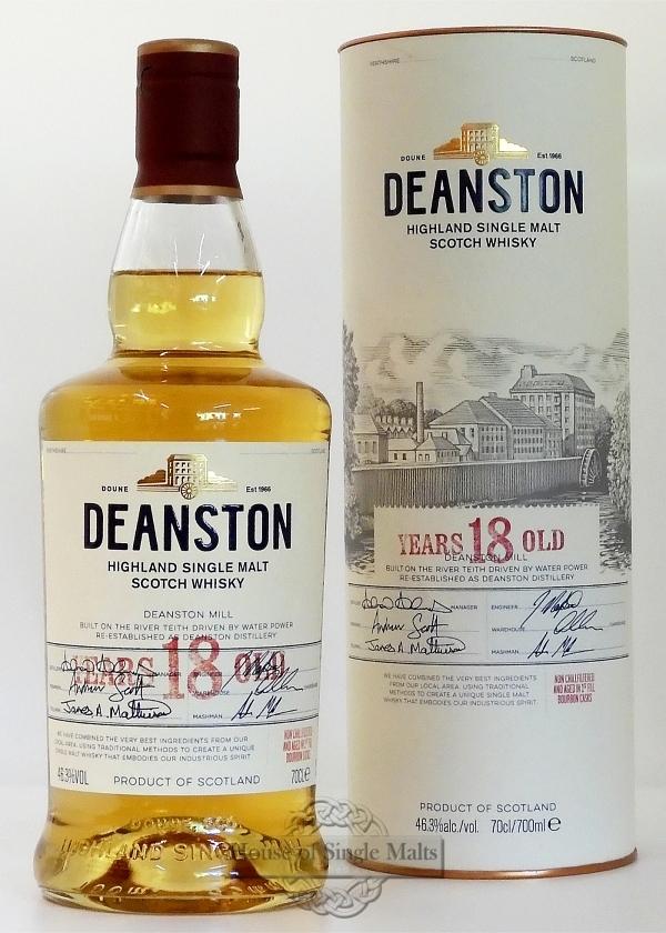 Deanston 18 Years