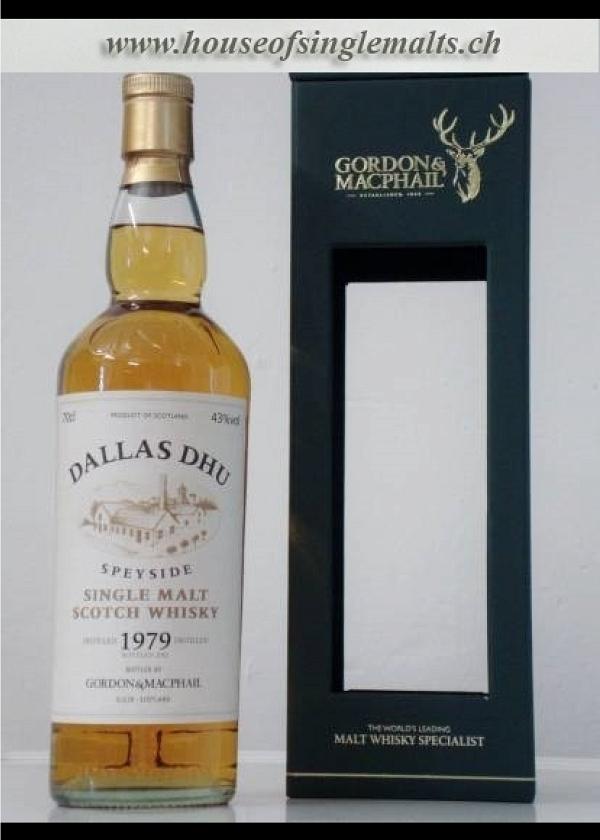 Dallas Dhu 1979 Gordon & MacPhail