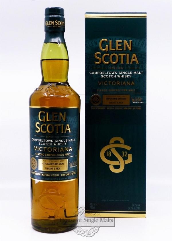 Glen Scotia 10 Years