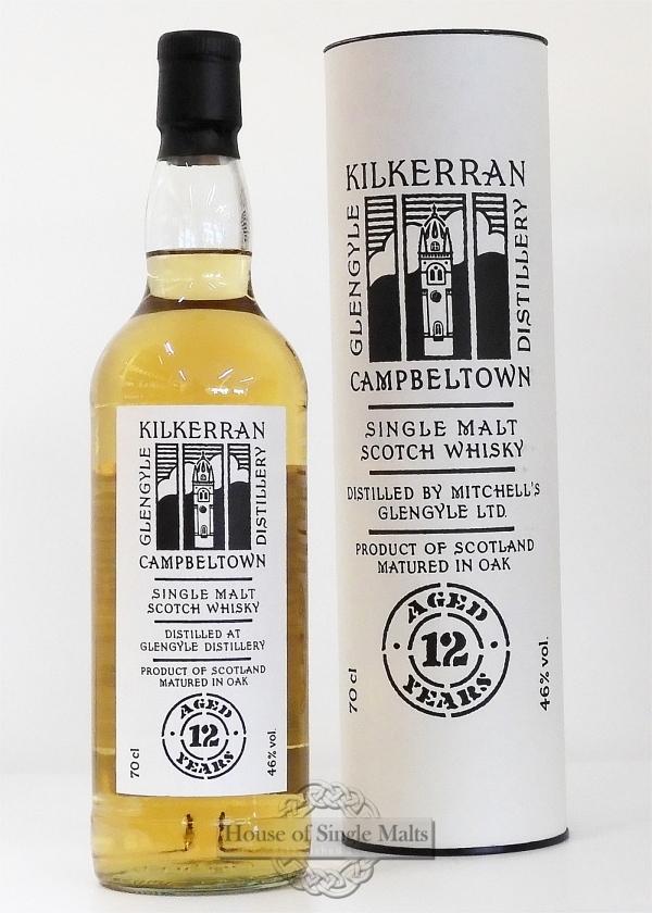Kilkerran 12 Years