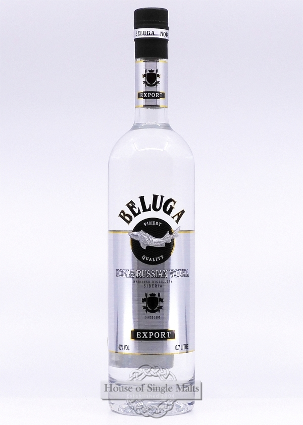 Beluga Export - Noble Russian Vodka