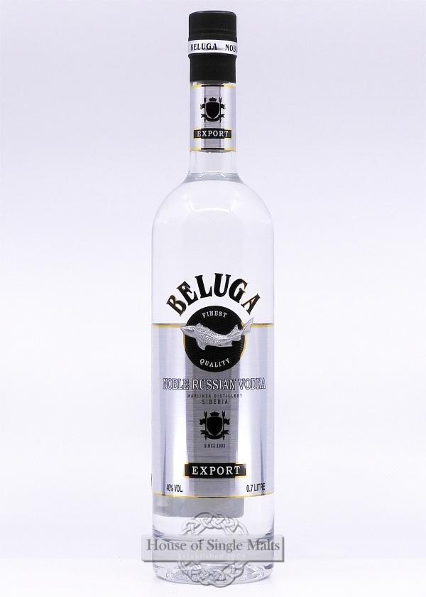 Beluga Export - Noble Russian Vodka