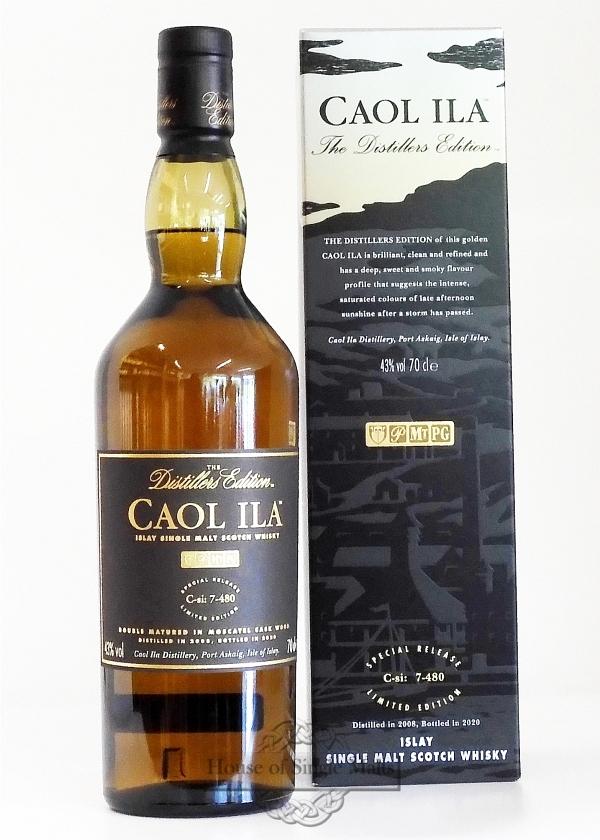 Caol Ila Distillers Edition (2008/2020)