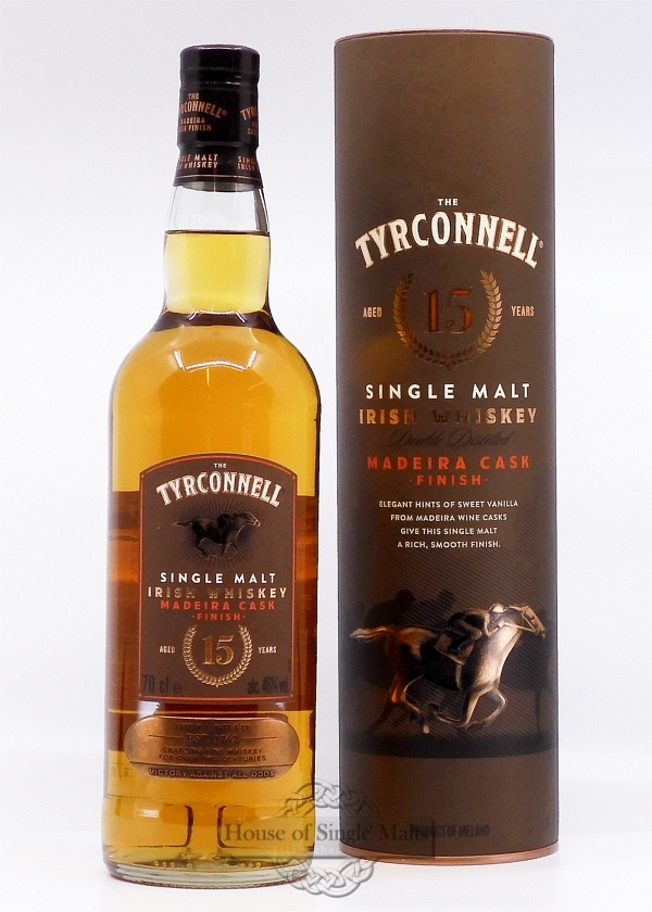 Tyrconnell 15 Years Madeira Cask Finish