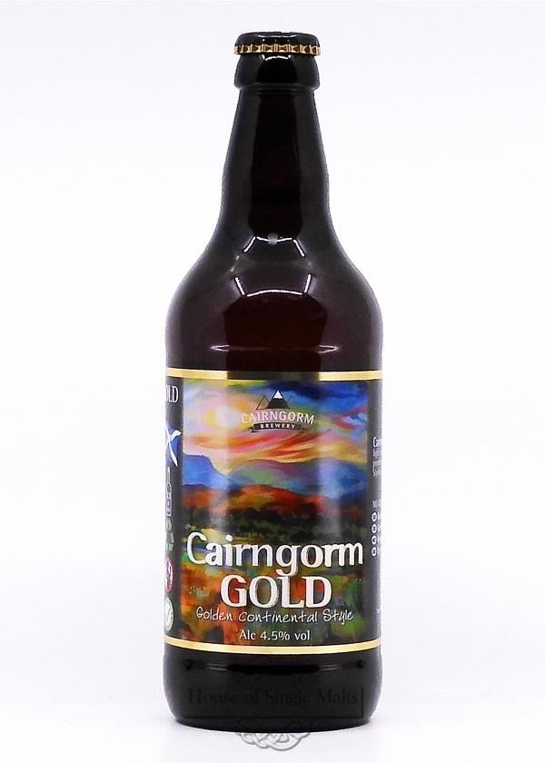 Cairngorm Brewery - Cairngorm Gold