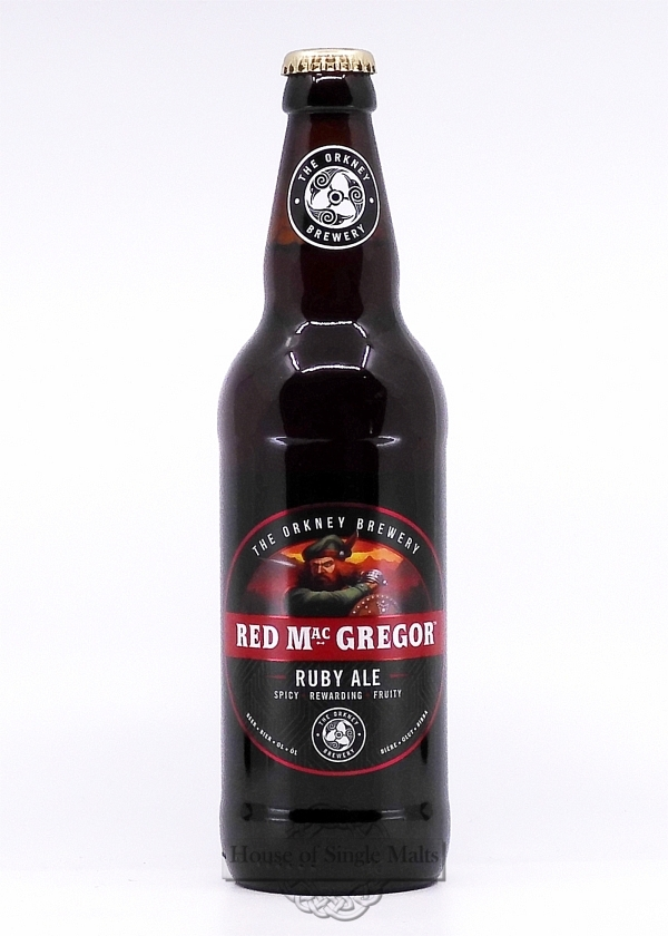 Orkney Brewery - Red MacGregor