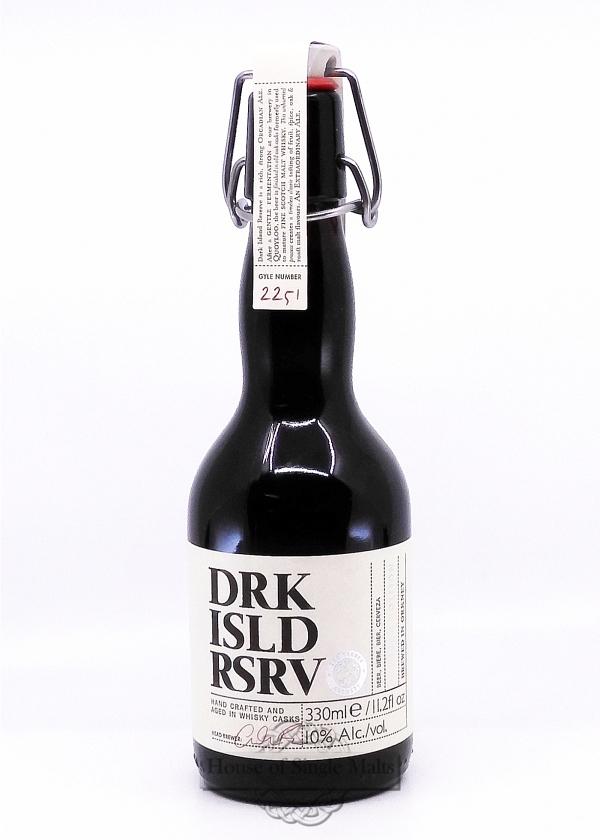 Orkney Brewery - Dark Island Reserve 3..
