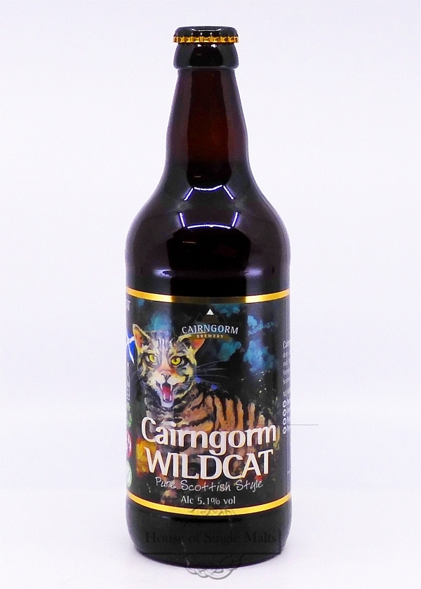 Cairngorm Brewery - Wildcat