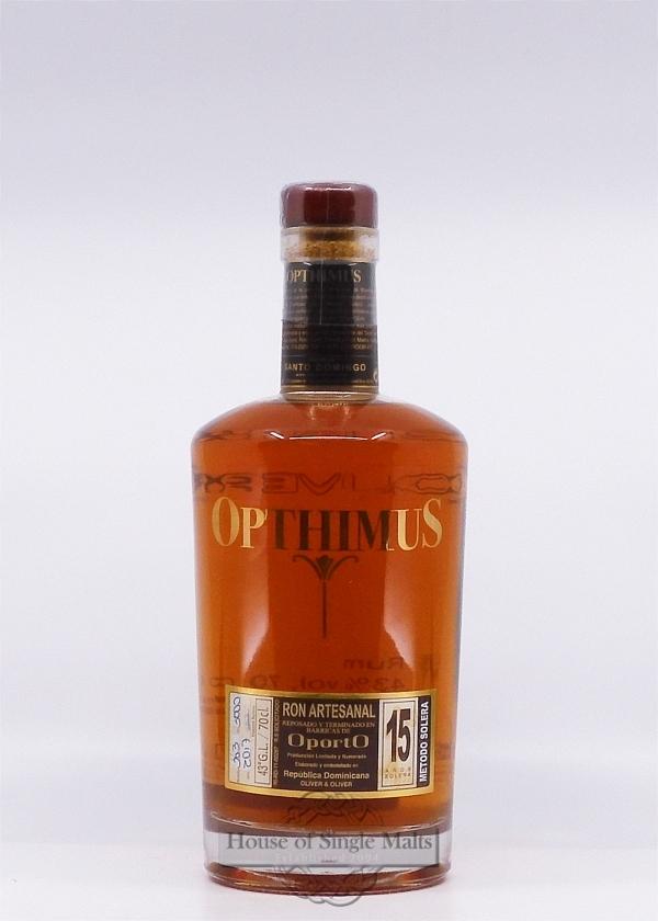 Opthimus 15 Años Oporto