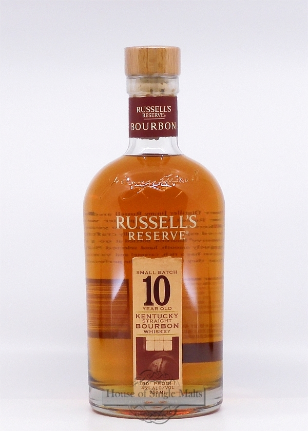 Russell's Reserve 10 Years