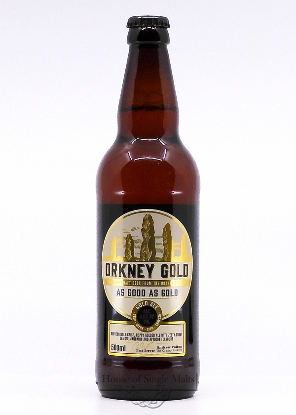 Orkney Brewery - Orkney Gold (33 cl)