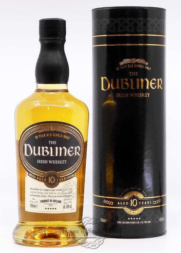The Dubliner 10 Years
