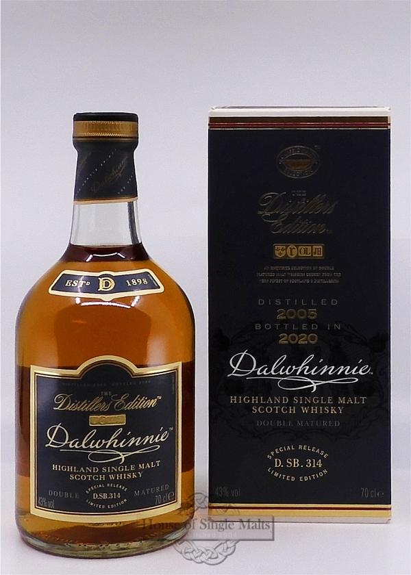 Dalwhinnie Distillers Edition (2002-20..