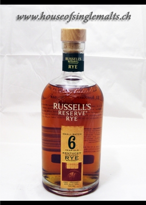 Russell's Reserve Rye 6 Years