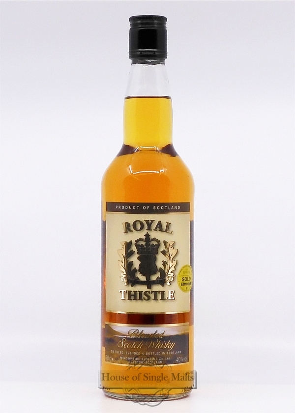 Royal Thistle - The Maltman