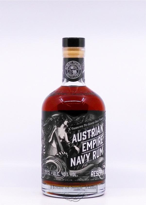 Albert Michler's Austrian Empire Navy ..