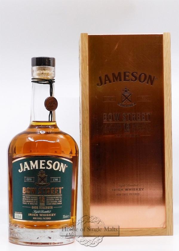 Jameson 18 Years - Bow Street