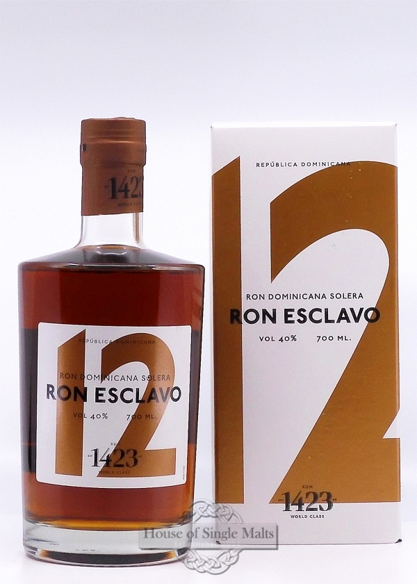 Ron Esclavo 12 Years