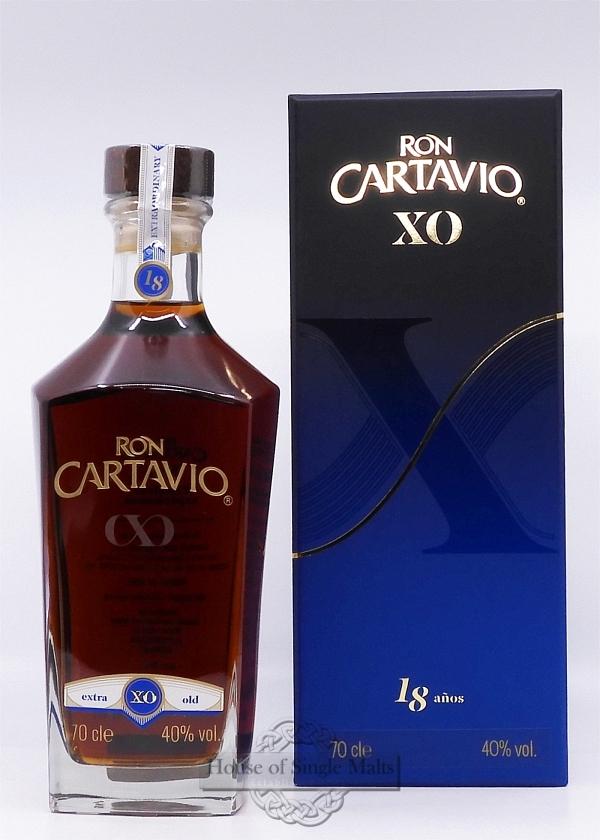 Cartavio XO 18 Años (Peru)