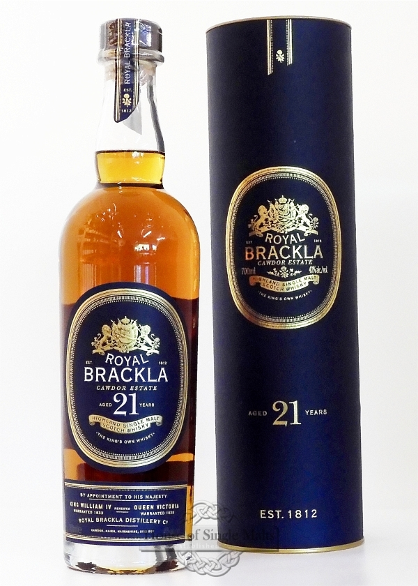 Royal Brackla 21 Years