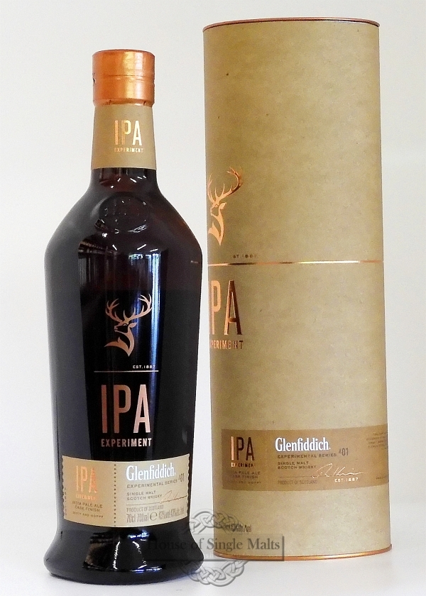 Glenfiddich IPA - Experimental Series 1