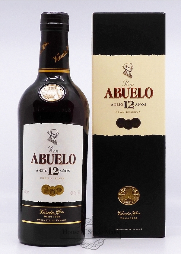 Abuelo 12 Years (Panama)